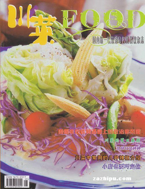 川菜2009年7月刊