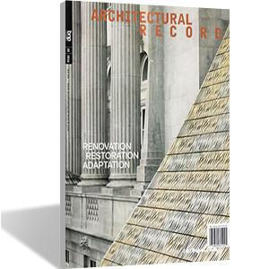 Architectural Record建筑实录(美国)(英语)(1年共12期)(杂志订阅)