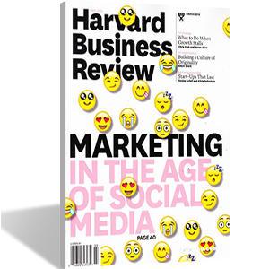 哈佛商业评论英文版(Harvard Business Review)(英语)(1年共6期)(杂志订阅...