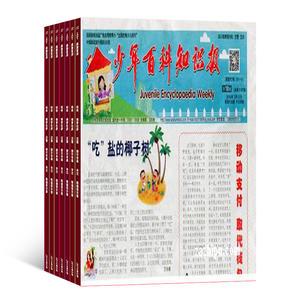 少年百科知识报高段(1年共48期)(杂志订阅)
