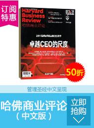 哈佛商业评论详情页推荐
