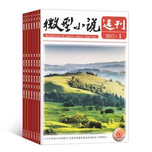 微型小说选刊(1年共24期)(杂志订阅)