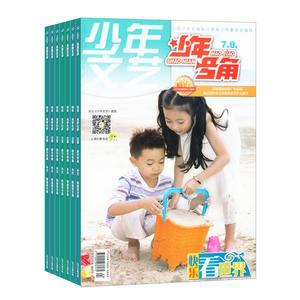 少年号角(1年共12期)(杂志订阅)