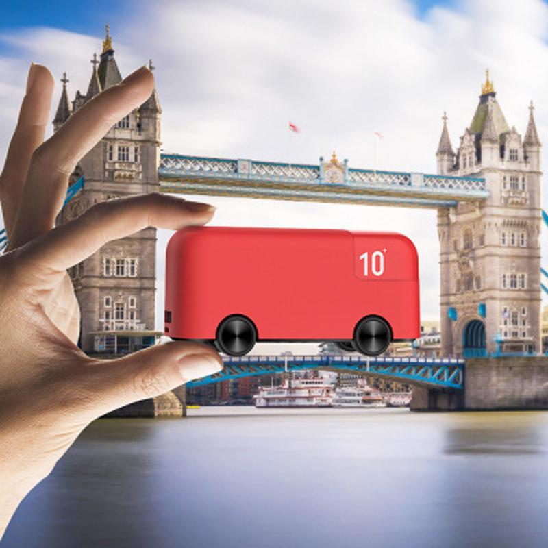 伦敦巴士充电宝移动电源