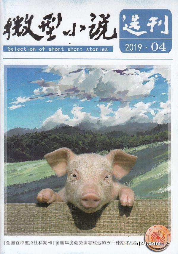 微型小说选刊2019年2月第2期