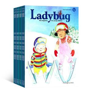 Ladybug��小瓢虫����一年共9期����英文原版��
