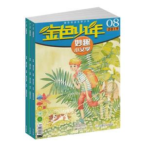 金色少年妙趣小文學(原金色少年)(1年共12期)(雜志訂閱)