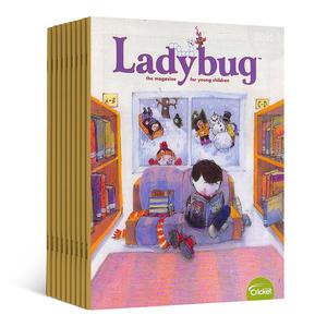 Ladybug(小瓢虫)(一年共9期)(英文原版)