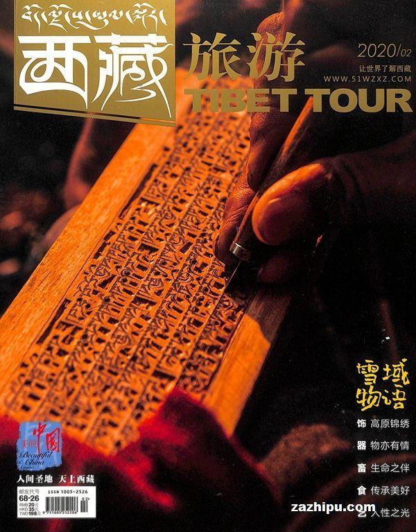 西藏旅游2020年2月期