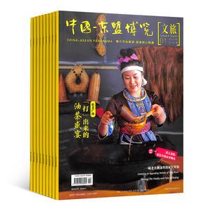 中国东盟博览文旅(原中国东盟博览旅游)(1年共12期)(杂志订阅)