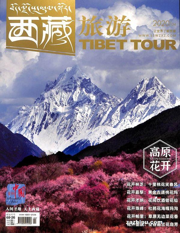 西藏旅游2020年4月期