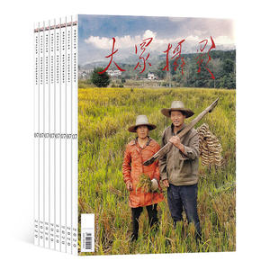 大众摄影(1年共12期)(杂志订阅)