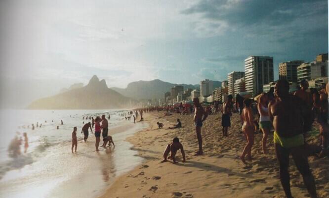 不必是个狂热的球迷,今年夏天的巴西也定然会点燃你的激情。