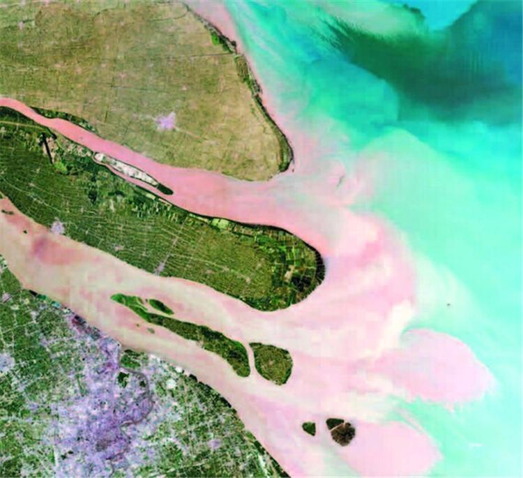 中国长江三角洲包括江苏省东南部、上海市以及浙江省东北部,是长江中下游平原的一部分,它的面积大约有5万平方千米。