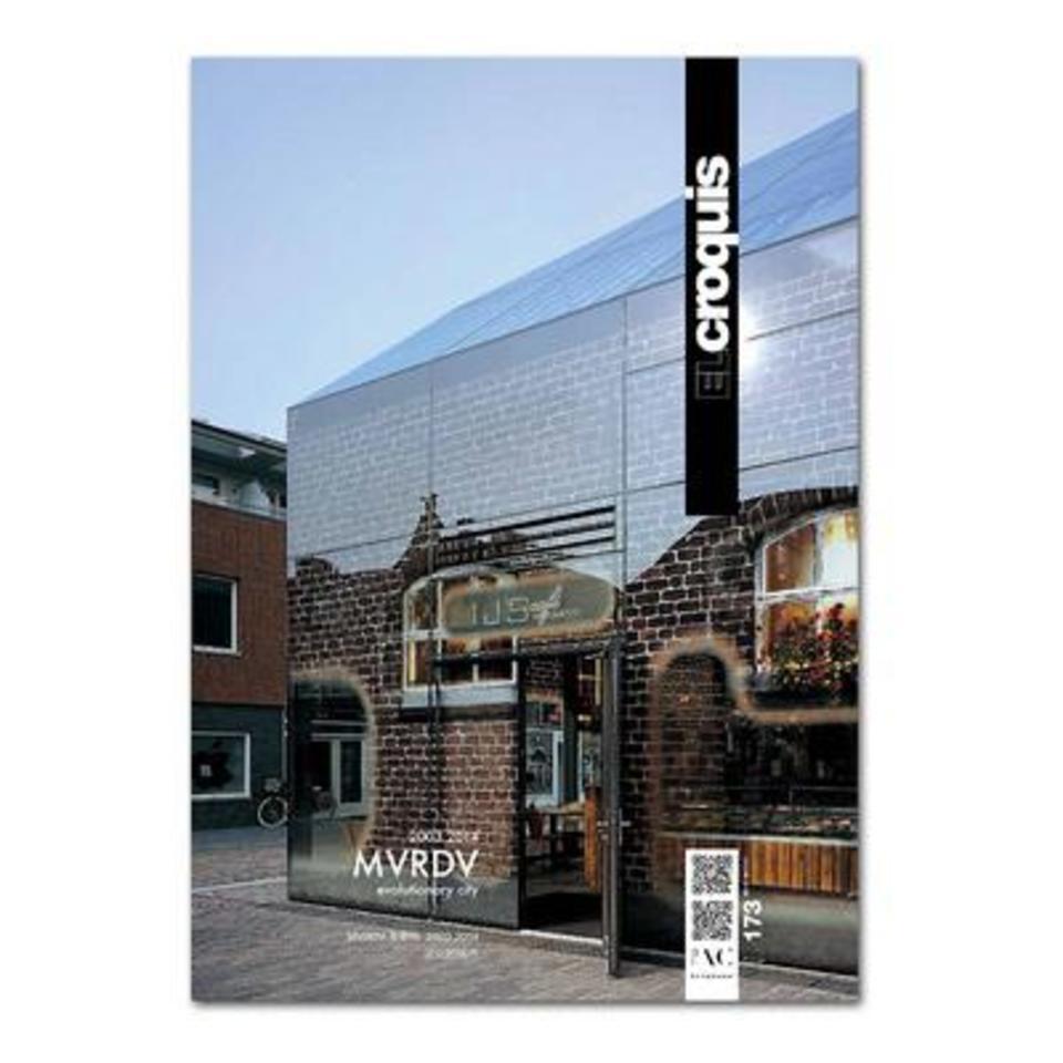 El Croquis 杂志一直是西方建筑设计领域的思想领路者和前沿风向标,在全世界范围内具有极高的知名度及学术价值美誉。