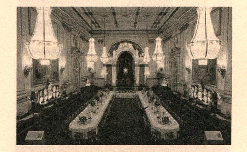 女王府邸白金汉宫