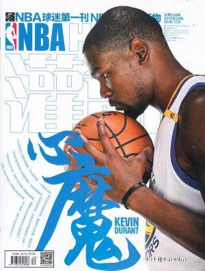 杂志介绍  作为nba球迷第一刊,《灌篮 nba inside stuff 中文版》
