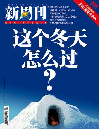 新周刊2008023期封面