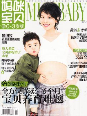 妈咪宝贝孕0-3岁2017年11月期