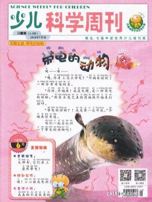 少儿科学周刊儿童版2018年7月期