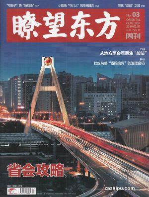 瞭望东方周刊2019年2月第1期