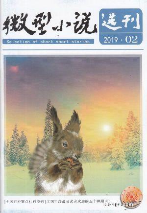 微型小说选刊2019年1月第2期
