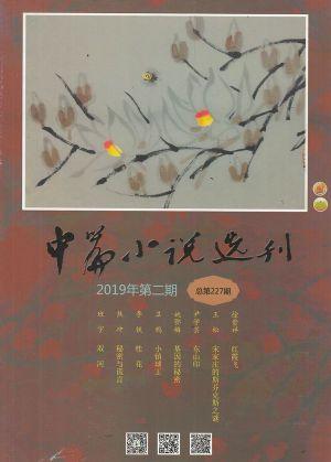 中篇小说选刊2019年3月期
