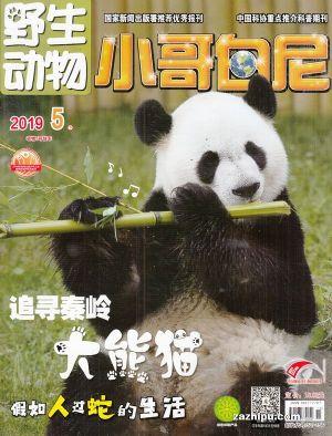 野生动物(小哥白尼)2019年5月期