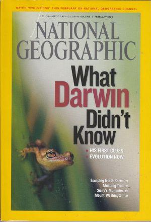 美国国家地理2009年2月刊