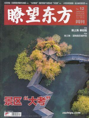 �t望东方周刊2019年6月第1期