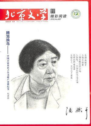 北京文学2019年11月期