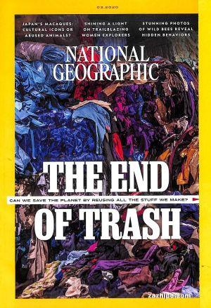 美国国家地理(英)2020年3月期