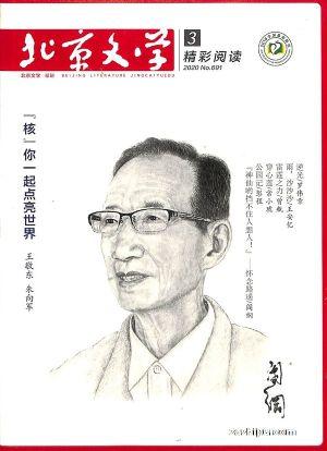 北京文学2020年3月期