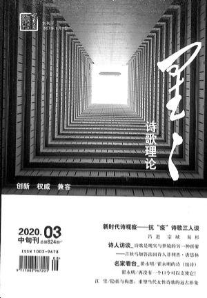 星星诗刊诗歌理论(中旬刊)2020年3月期
