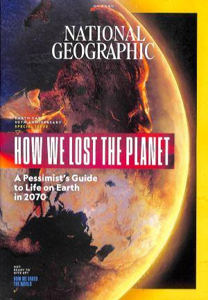 美国国家地理(英)2020年4月期