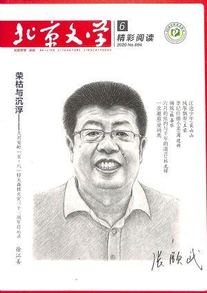 北京文学2020年6月期