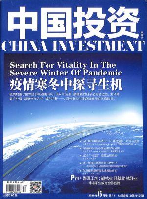 中国投资2020年6.1-6.2期