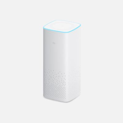 美国国家地理(英文原版)(1年共12期)+小米AI音箱小爱同学智能人工蓝牙WiFi音响