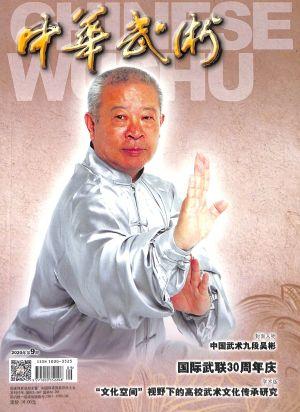 中华武术2020年9月期