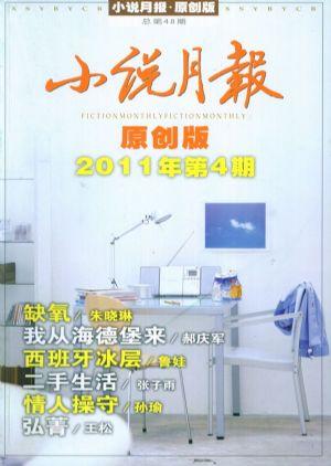 小说月报原创版2011年4期
