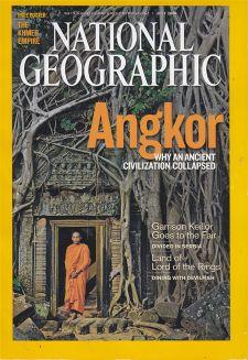 美国国家地理2009年6月刊