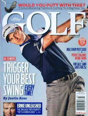 golf magazine高尔夫球杂志(美国)(英语)(1年共12期)(杂志订阅)