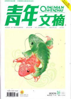 青年文摘2009年8月刊