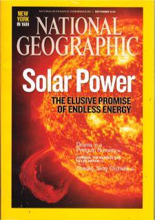 美国国家地理2009年7月刊