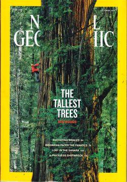 美国国家地理英文版2009年10月