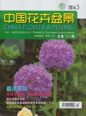 中国花卉盆景2014年3月期