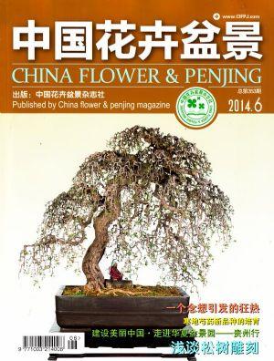 中国花卉盆景2014年6月期