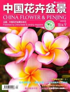 中国花卉盆景2014年9月期