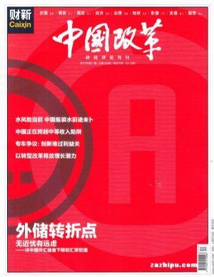 中国改革2015年11月期