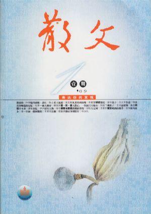 散文2009年1月